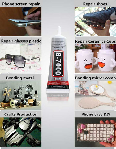 110ml B-7000 Strength Glue Adhesive for Repairing Phone Screen Shell