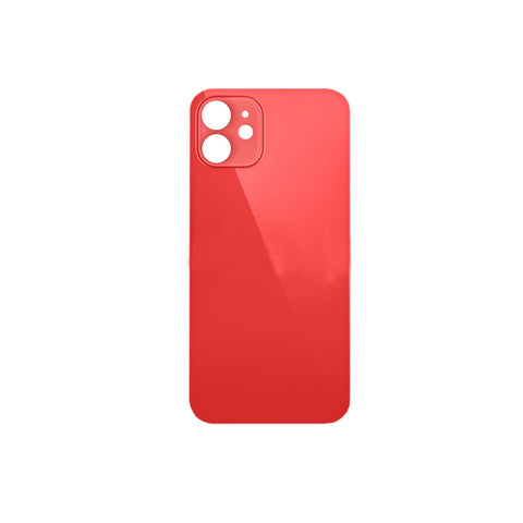 OEM Back Glass Cover for iPhone 12 -Red