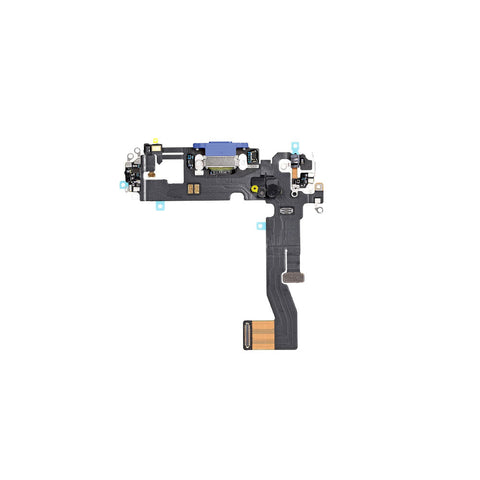 USB Charging Port Flex Cable Replacement for iPhone 12