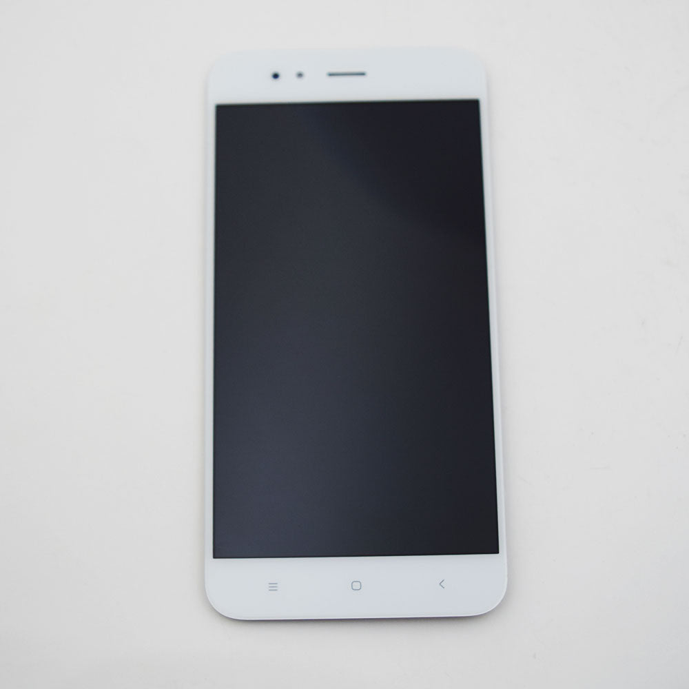 Xiaomi Mi A1 Screen Assembly White | myFixParts.com