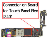OEM 46pin Touch Screen FPC Connector on Board for iPhone 6