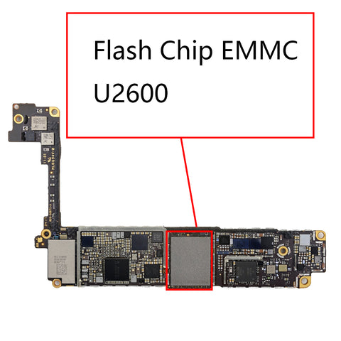 OEM NAND Flash EMMC Chip U2600 for iPhone 8 8Plus