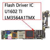 OEM 20pin Flash Driver IC U1602 for iPhone 6 6Plus
