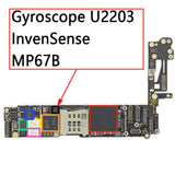 OEM Gyroscope IC U2203 MP67B for iPhone 6 6Plus