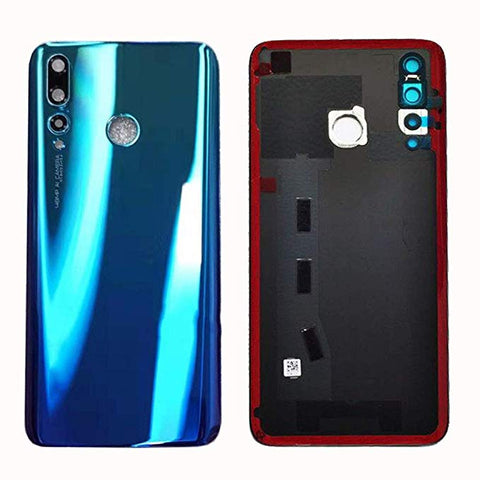 OEM Back Glass Cover for Huawei Nova 4 - Blue