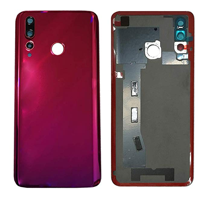 OEM Back Glass Cover for Huawei Nova 4 - Red