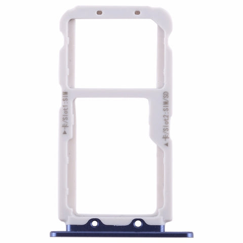 OEM SIM Card Tray for Huawei Honor View 10 -Blue