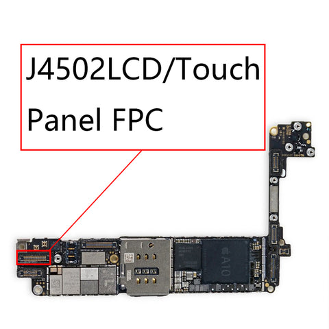 OEM J4502 40pin LCD Digitizer FPC Connector for iPhone 7
