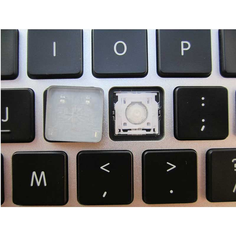 """For US Apple Macbook air A1369,A1370,A1465,A1466 Replacement key /""""X/"""""""