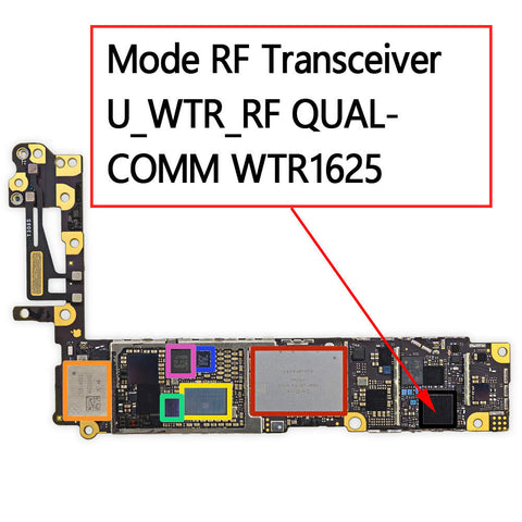 OEM RF Transceiver IC WTR1625 for iPhone 6 6Plus