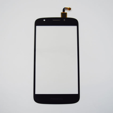 Motoroa Moto E5 Play Touch Screen Digitizer Black | myFixParts.com