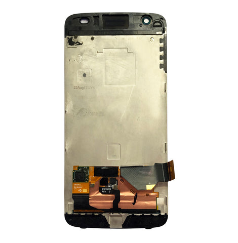 Motorola Moto Z2 Force Screen Assembly Black | myFixParts.com