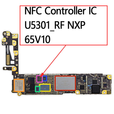OEM NFC Controller IC U5301 65V10 for iPhone 6 6Plus