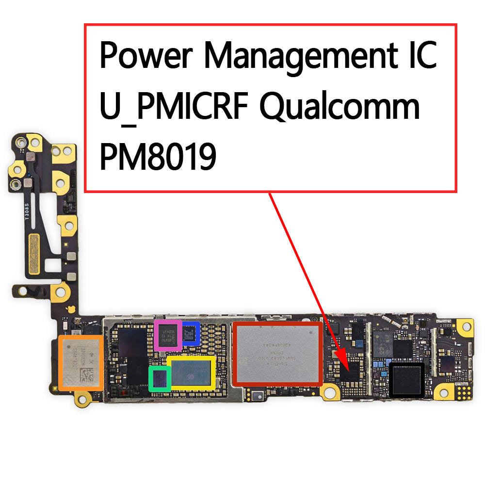 iPhone 6 6Plus Power IC PM8019 | myFixParts.com