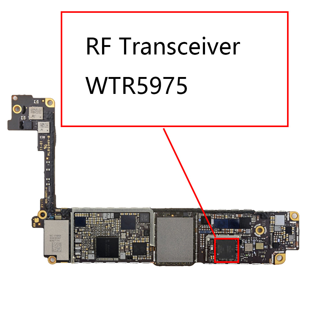 OEM RF Transceiver IC WTR5975 for iPhone 8 8Plus