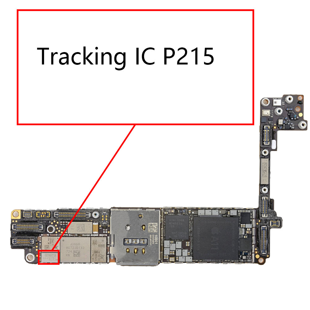 OEM Tracking IC P215 for iPhone 8 8Plus