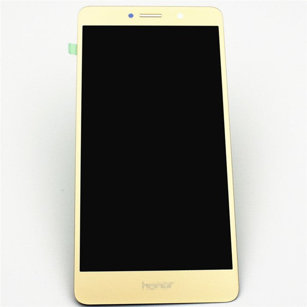 OEM LCD Screen and Digitizer Assembly for Huawei Honor 6X -Gold