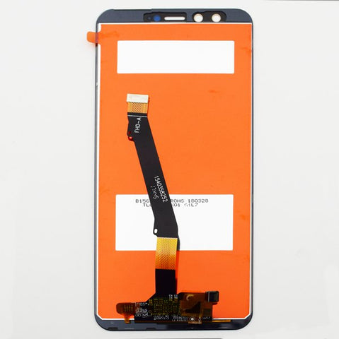 Huawei Honor 9 Lite LCD Screen Assembly White | myFixParts.com