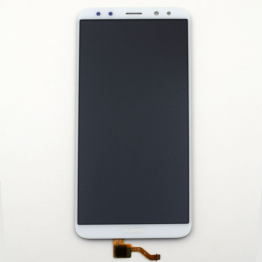 OEM LCD Screen and Digitizer Assembly for Huawei Mate 10 Lite -White