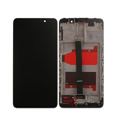 OEM LCD Screen and Digitizer Assembly with Frame for Huawei Mate 9 -Black