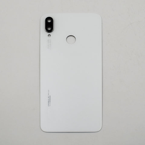 Huawei Nova 3i Back Glass with Camera Lens White | myFixParts.com