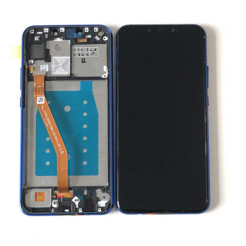 Huawei Nova 3i LCD Screen Assembly with Frame Blue | myFixParts.com