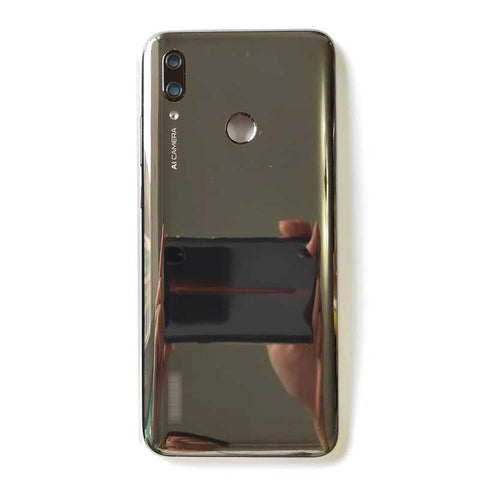 Huawei P Smart Back Housing Cover Black | myFixParts.com