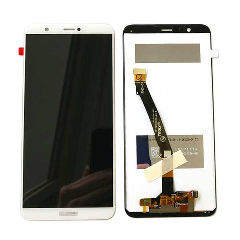 OEM LCD Screen and Digitizer Assembly for Huawei P Smart -White