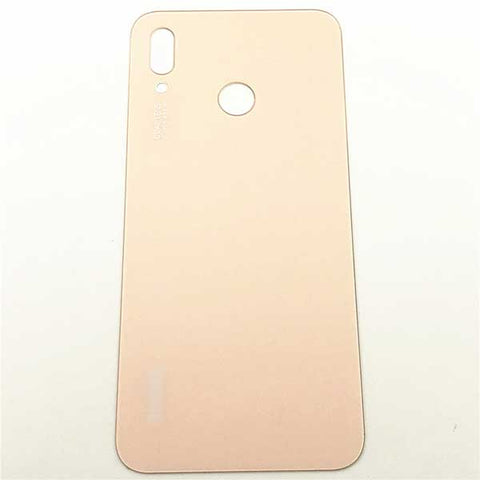 Back Glass Cover for Huawei P20 Lite Pink | myFixParts.com
