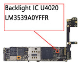 OEM 16Pin Backlight IC U4020 LM3539A0YFFR for iPhone 6S / 6S Plus