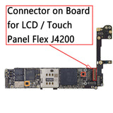 OEM 44Pin LCD Touch Screen FPC Connector on Board for iPhone 6S