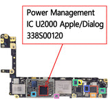 OEM Power Management IC U2000 338S00120 for iPhone 6S