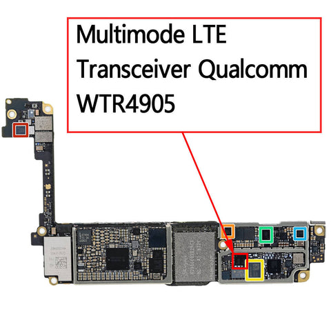iPhone 7 7Plus RT Transceiver IC WTR4905 | myFixParts.com