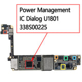 OEM Power Management IC U1801 338S00225 for iPhone 7 7Plus