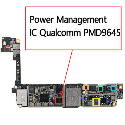 OEM Power Management IC PMD9645 for iPhone 7 7Plus