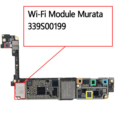 OEM WI-FI IC 339S00199 for iPhone 7 7Plus