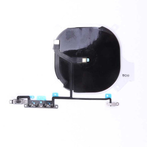 iPhone XS Max Volume Flex Cable with Wireless Charging | myFixParts.com