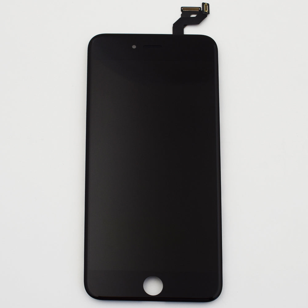 OEM LCD Screen and Digitizer Assembly with Bezel for iPhone 6s Plus -Black