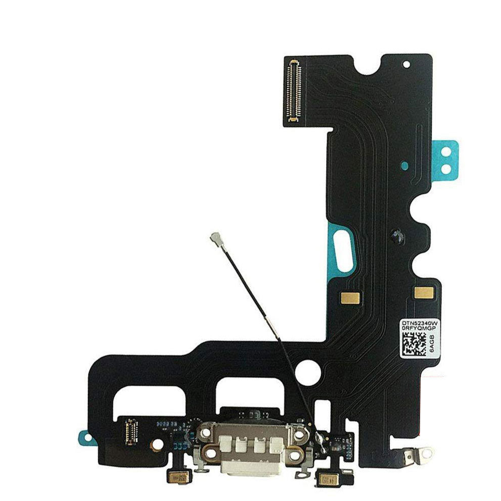OEM Dock Charging Flex Cable with Tools for iPhone 7 -White