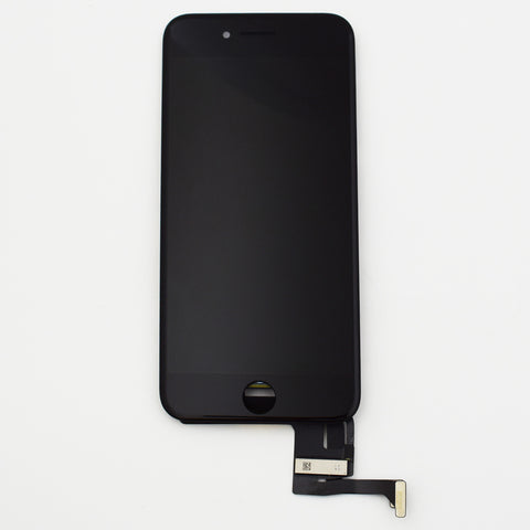 OEM LCD Screen and Digitizer Assembly with Bezel for iPhone 7 -Black