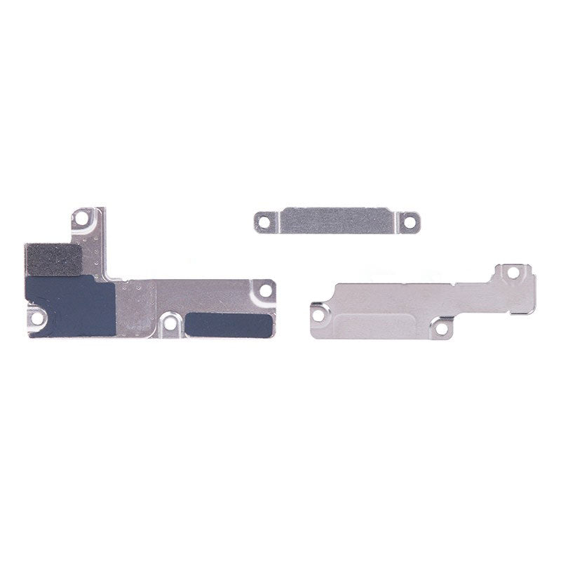 OEM 3pcs/set Motherboard PCB Connector Retaining Bracket for iPhone 7 Plus