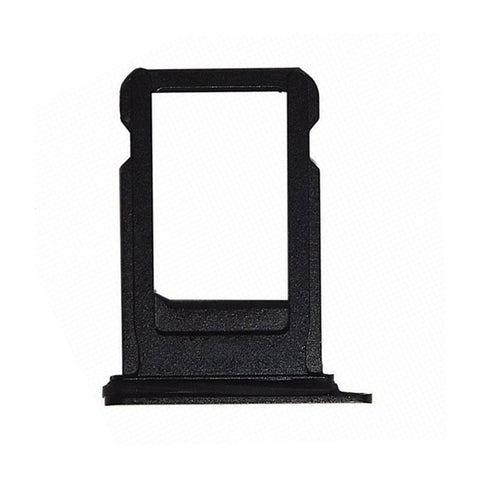 OEM SIM Tray with Rubber Ring for iPhone 7 -Black