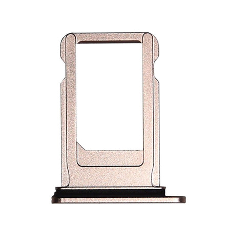 OEM SIM Tray with Rubber Ring for iPhone 7 -Rose Gold