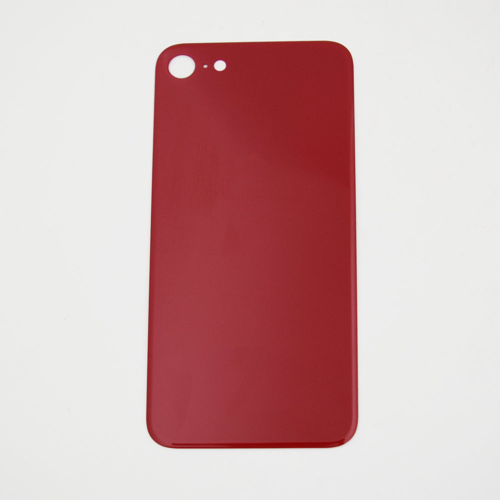 OEM Back Glass Cover for iPhone 8 -Red