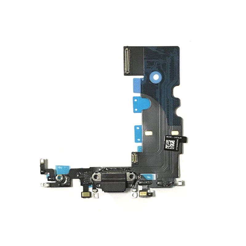 OEM Dock Charging Flex Cable with Tools for iPhone 8 -Black