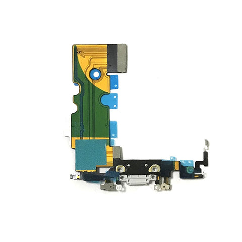 OEM Dock Charging Flex Cable with Tools for iPhone 8 -White