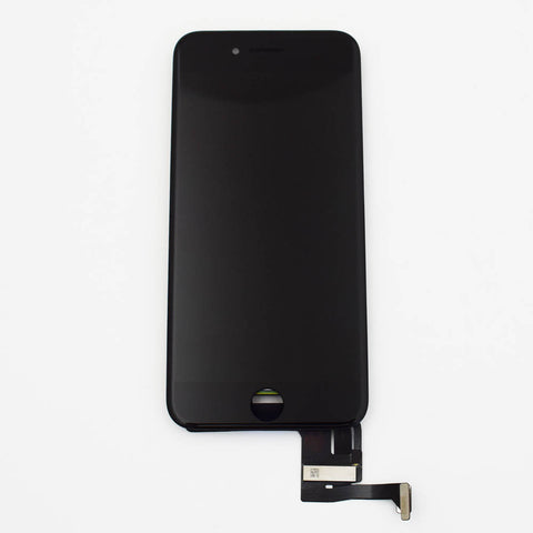 OEM LCD Screen and Digitizer Assembly with Bezel for iPhone 8 -Black