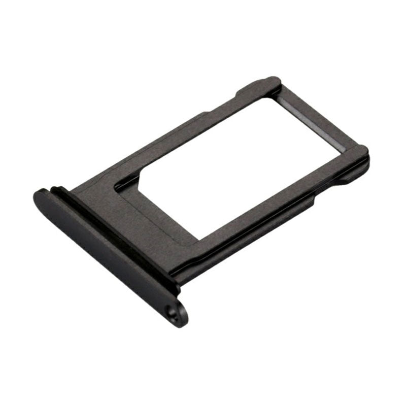 OEM SIM Tray with Rubber Ring for iPhone 8 -Black