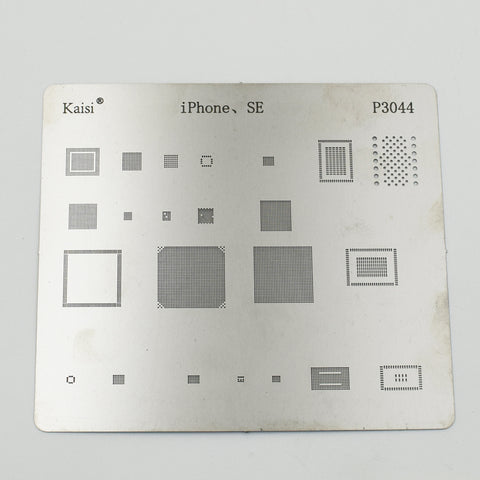 P3044 BGA Reball Stencil for iPhone SE