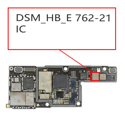 OEM DSM_HB_E 762-21 IC for iPhone X